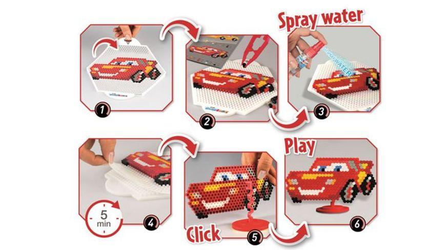 CRAZE SPLASH BEADYS Play Set Cars