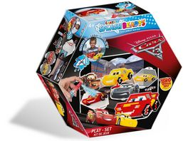 CRAZE SPLASH BEADYS Play Set Cars