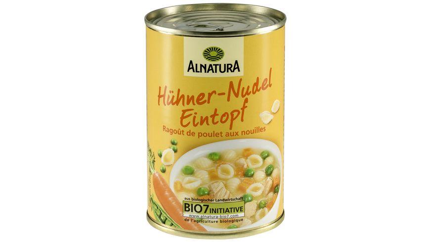 Alnatura Huehner Nudel Eintopf