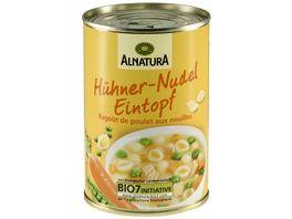 Alnatura Bio Huehner Nudel Eintopf