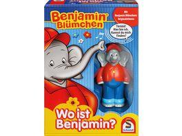 Schmidt Spiele Kinderspiele Benjamin Bluemchen Wo ist Benjamin
