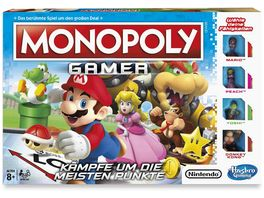 Hasbro Gaming Monopoly Gamer Mario Edition