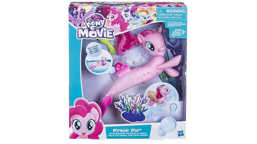 Hasbro My Little Pony The Movie Seepony Pinkie Pie