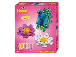 Hama Buegelperlen Geschenkpackung 3D Deko