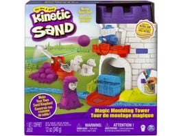 Spin Master Kinetic Sand Magic Molding Tower