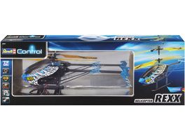 Revell Control 23868 Helicopter Rexx