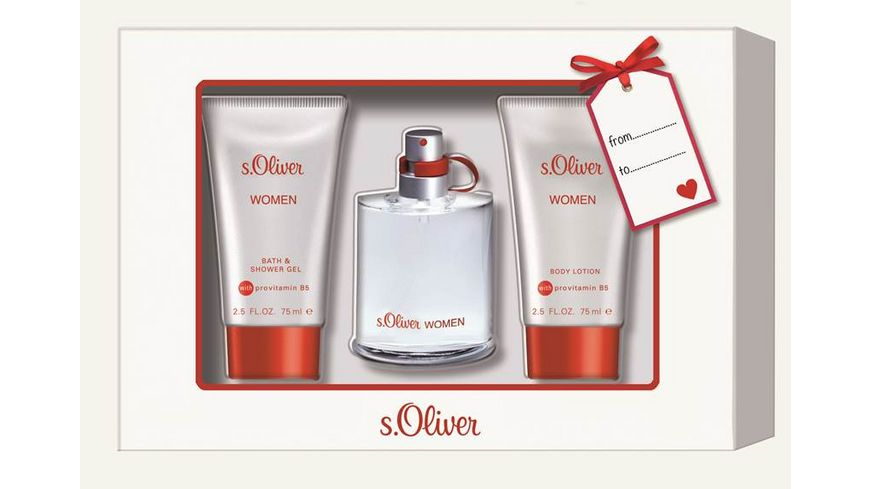 s Oliver Classic Woman Duftset