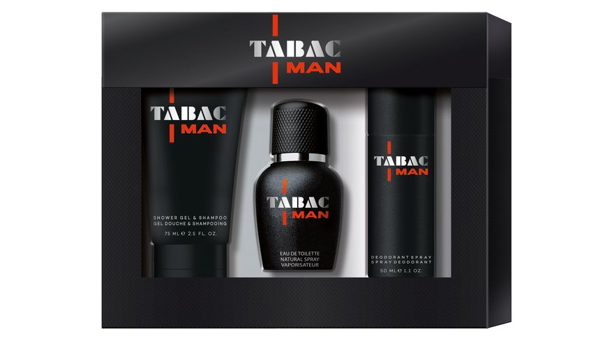 TABAC Man Duftset