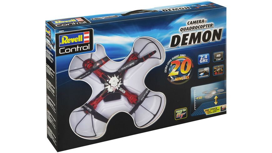 Revell Control 23876 Cam Copter Demon