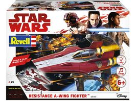 Revell 06759 Build and Play Resistance A wing Fighter