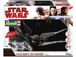 Revell 06760 Build and Play Kylo Ren s TIE Fighter