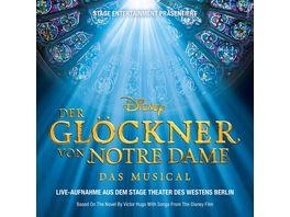 Der Gloeckner Von Notre Dame Das Musical