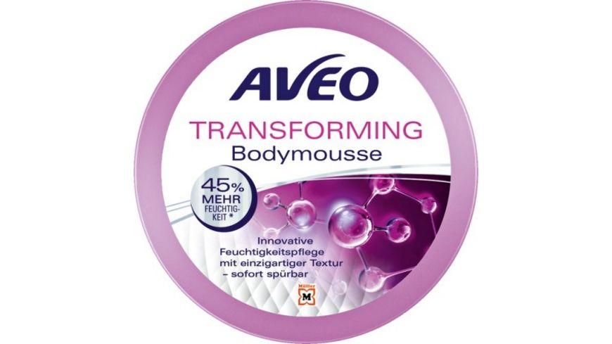 AVEO Transforming Bodymousse