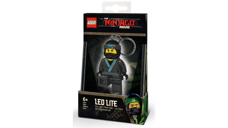 LEGO Ninjago Movie Nya Minitaschanlampe