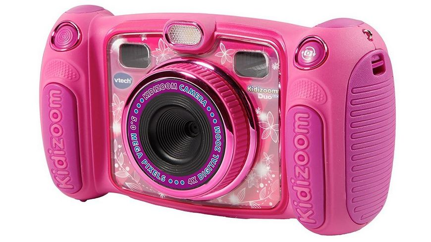 VTech Kidizoom Duo 5 0 pink