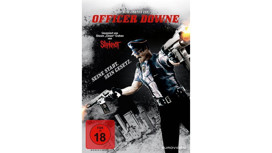 Officer Downe Seine Stadt Sein Gesetz