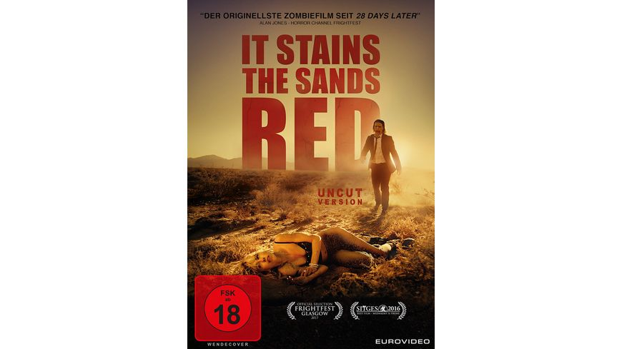 It Stains the Sands Red Uncut