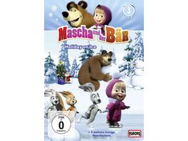 Mascha und der Baer 3 Holiday on Ice