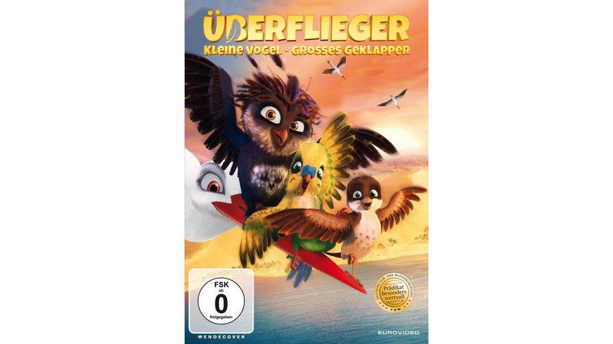 Ueberflieger Kleine Voegel grosses Geklapper