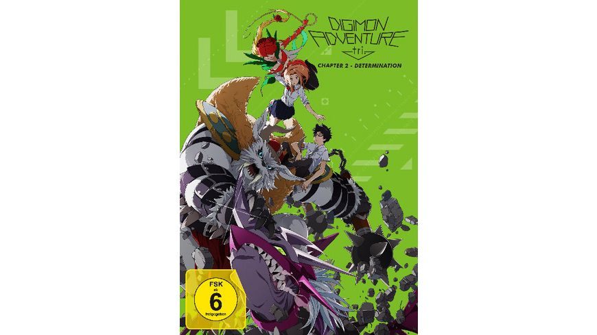 Digimon Adventure tri Chapter 2 Determination