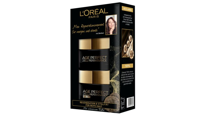 L OREAL PARIS Age Perfect Zell Rennaissance Tag Nacht Coffret