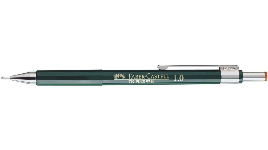 FABER CASTELL Druckbleistift TK FINE 9719 1 0mm