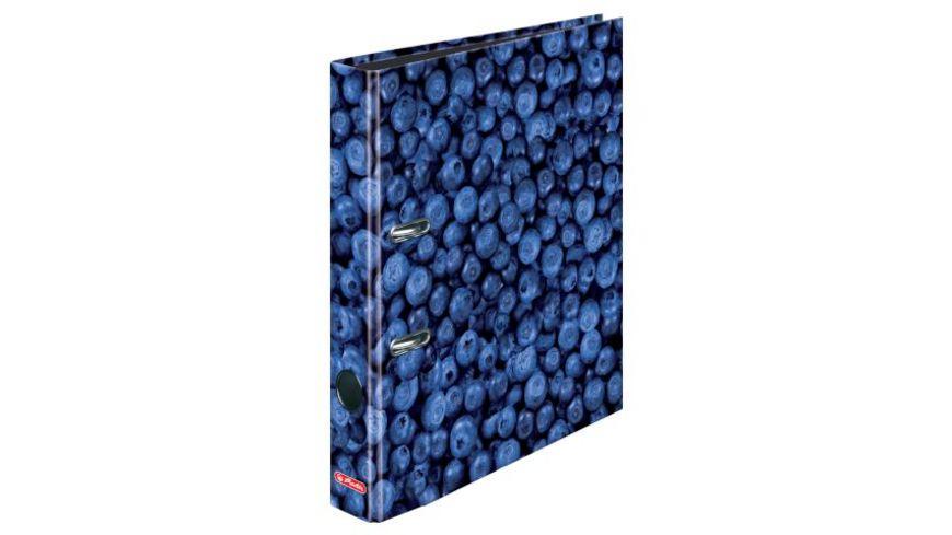 herlitz motiv ordner a4 blaubeere schmal online bestellen m ller. Black Bedroom Furniture Sets. Home Design Ideas