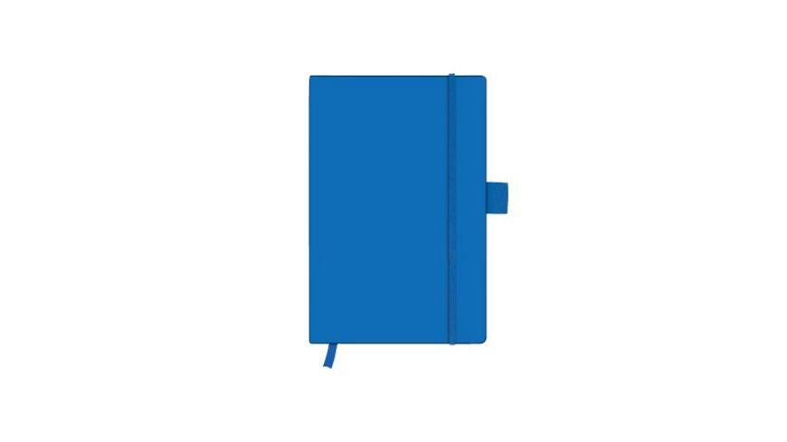 herlitz my book Notizbuch Classic A6 blue liniert