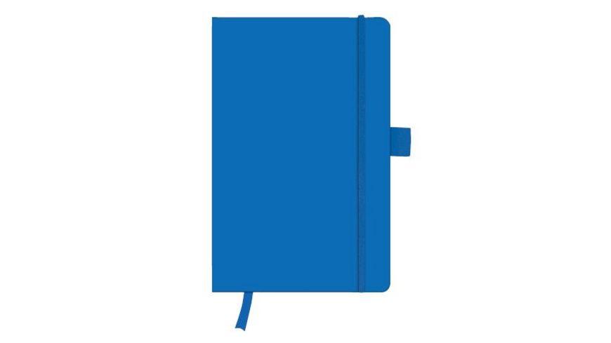 herlitz my book Notizbuch Classic A5 blue kariert
