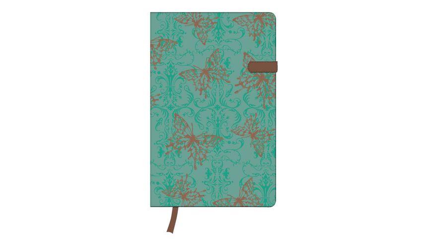 herlitz my book Notizbuch Lady Butterfly A5 liniert