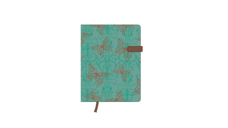 herlitz my book Notizbuch Lady Butterfly A6 liniert