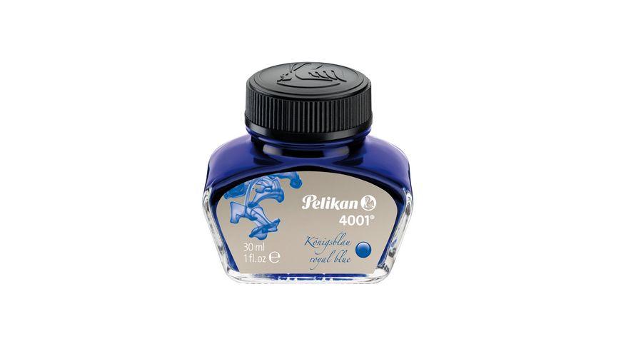 Pelikan Tinte 4001 im Glasbehaelter 30 ml
