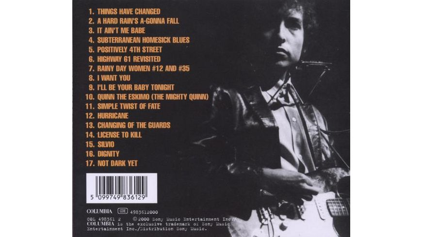 Best Of Bob Dylan Vol 2