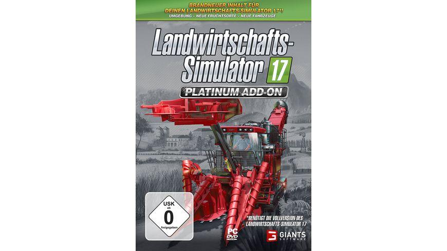 Landwirtschafts Simulator 2017 Add On