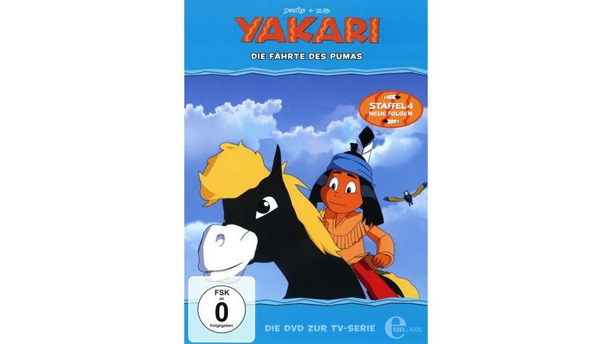 Yakari 30 Die Faehrte des Pumas