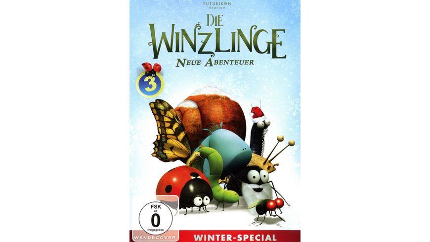 Die Winzlinge Neue Abenteuer Volume 3