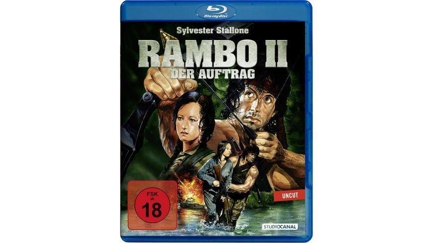 Rambo 2 Der Auftrag