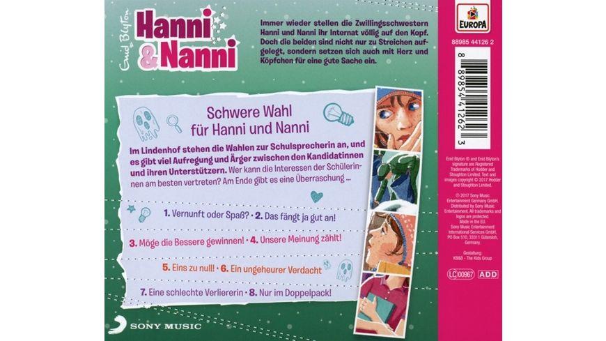 056 Schwere Wahl fuer Hanni und Nanni