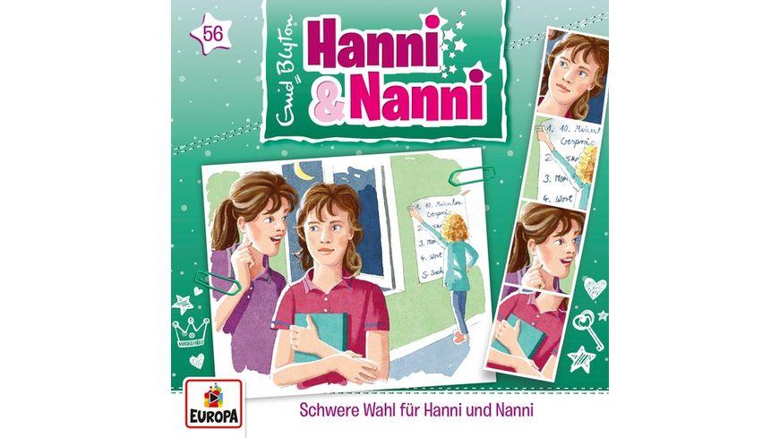 056/Schwere Wahl für Hanni und Nanni