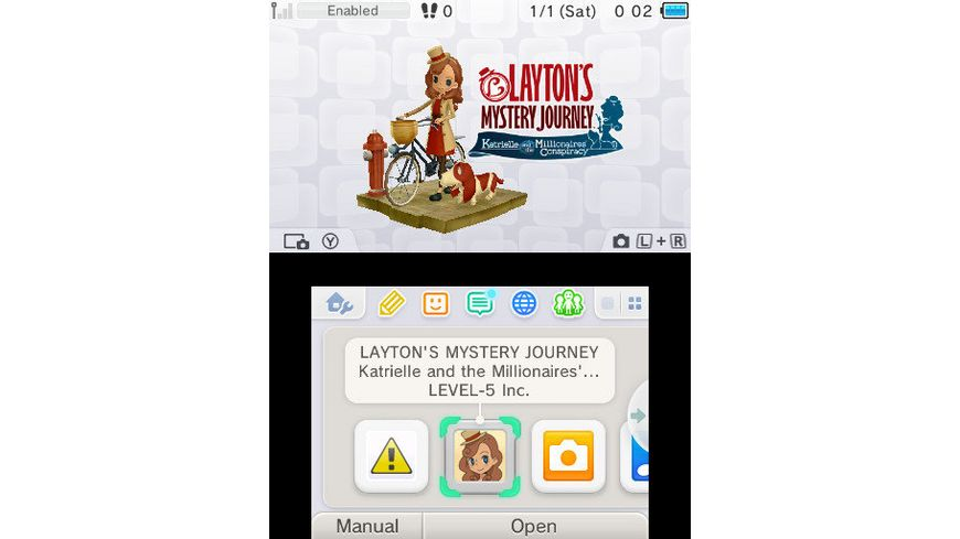 Layton s Mystery Journey Katrielle