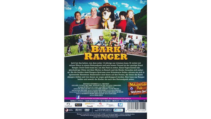 Bark Ranger Mein Hund der Held