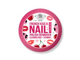 CCLABELLE Nagellackentferner Pads French Kiss