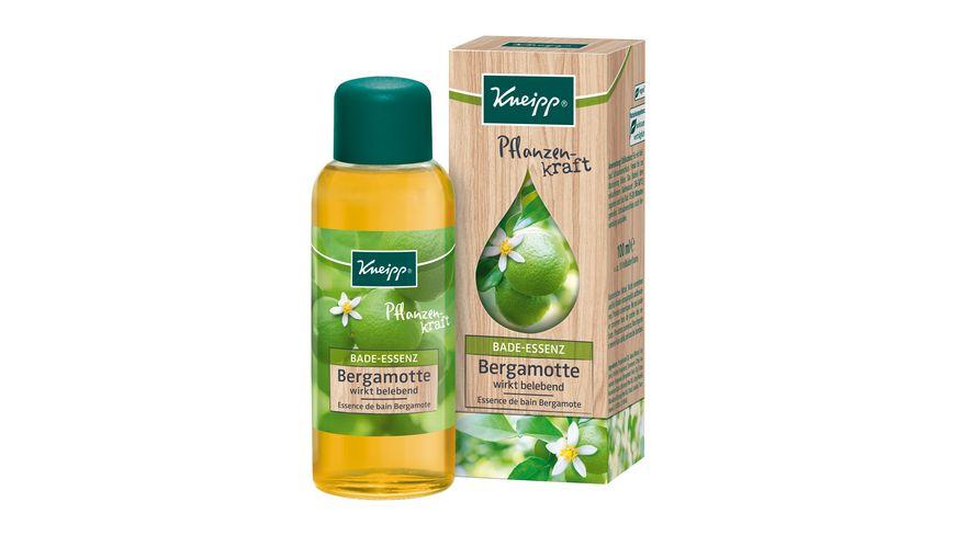 Kneipp Bade Essenz Pflanzenkraft Bergamotte