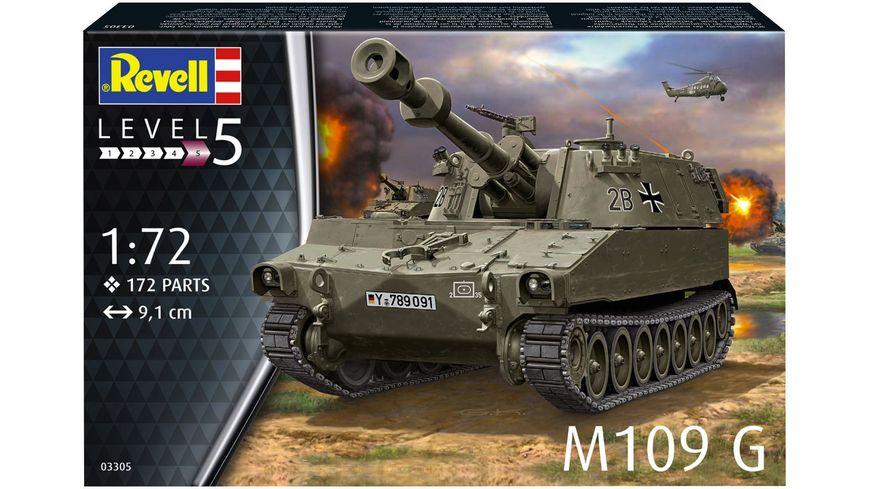 Revell 03305 Panzer M109 G