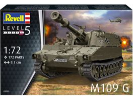 Revell 03305 Panzer M109 G