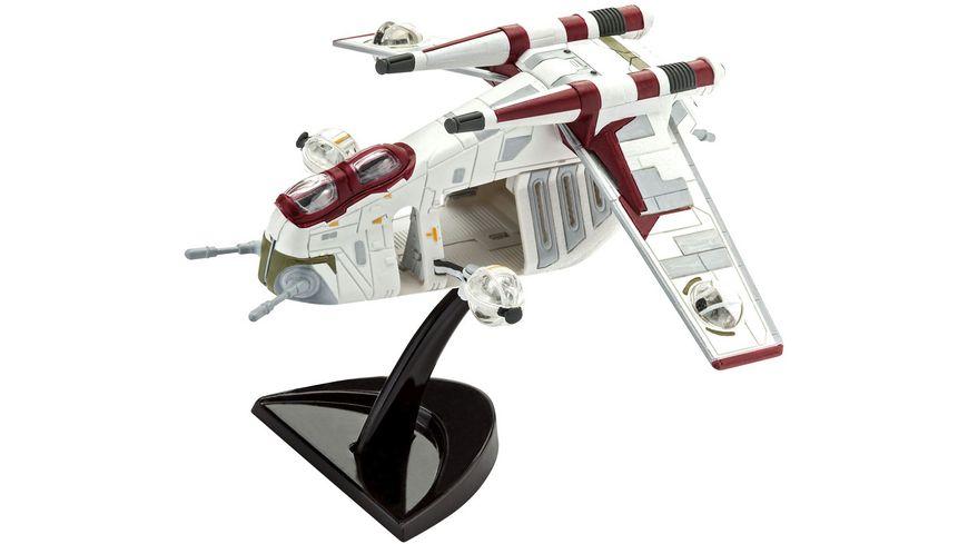 Revell 03613 Star Wars Republic Gunship