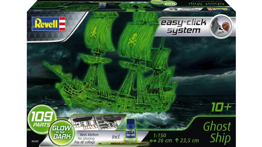 Revell 05435 Geisterschiff mit Nachtleuchtfarbe
