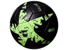 Best Fussball Glow In The Dark Stern gruen Groesse 5