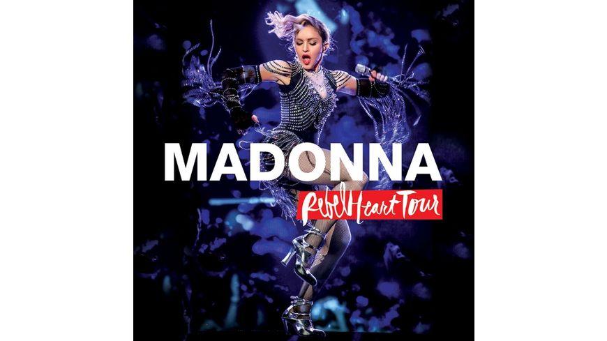 Rebel Heart Tour 2CD