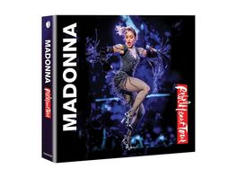 Rebel Heart Tour DVD CD